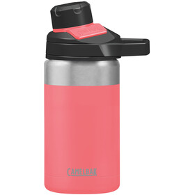CamelBak Chute Mag Vacuum Insulated Stainless Bottle 400ml coral